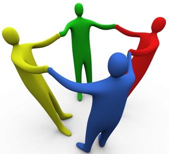 Social Media Building Relationships