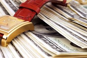o'clock and money